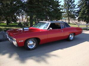 1968 Chev Caprice Custom