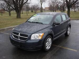 2008 Dodge Caliber SXT • Fully Certified w/E-Test • GREAT DEAL!!