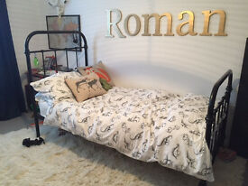 Single Bed & Mattress For Sale