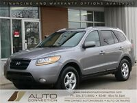 2008 Hyundai Santa Fe GLS ***LEATHER & MOONROOF***