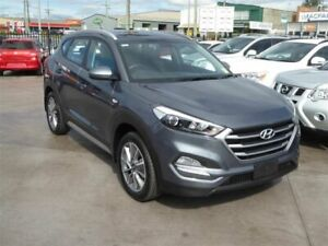 2017 Hyundai Tucson TL Active X (FWD) Grey 6 Speed Automatic Wagon Brendale Pine Rivers Area Preview