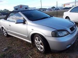 2003 Holden Astra Convertible Mount Louisa Townsville City Preview