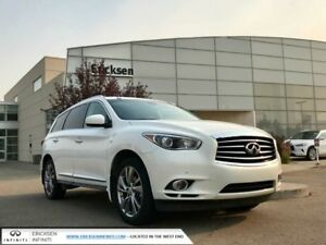2014 Infiniti QX60 TECHNOLOGY/ALL WHEEL DRIVE/NAVIGATION/LANE DE