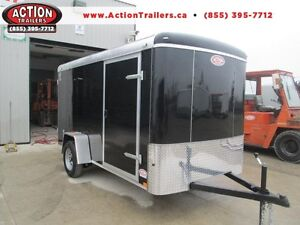 NEW Contractors trailer 6 x 12 built heavier than others $79 mth