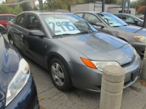 2006 Saturn ION 3 only 159,000 klm's.!