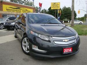 2014 Chevrolet Volt,LEATHER,ONE LOCAL OWNER,NO ACCIDENT
