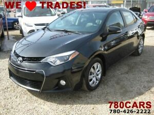 2014 Toyota Corolla S - 2 TONE LEATHER - FINANCING AVAILABLE