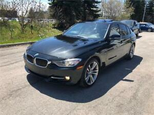 2012 BMW 328i, 93721 KM, Safety & ETEST for ON or QC INCL.