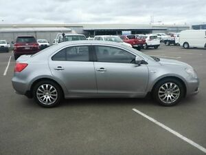 2010 Suzuki Kizashi FR XL Silver 6 Speed Constant Variable Sedan Vincent Townsville City Preview