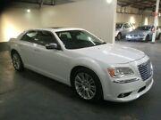 2015 Chrysler 300 MY15 C Luxury White 8 Speed Automatic Sedan Ottoway Port Adelaide Area Preview