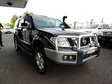 2012 Nissan Pathfinder R51 MY10 Ti 550 Black 7 Speed Sports Automatic Wagon West Ballina Ballina Area Preview