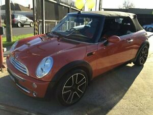 2005 Mini Cooper As Shown In Picture CVT Auto Sequential Cabriolet Dandenong Greater Dandenong Preview