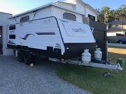 2017 Jayco Starcraft Outback Pop Top 17.58-3 OB Bunk with Ensuite Mount Cotton Redland Area Preview