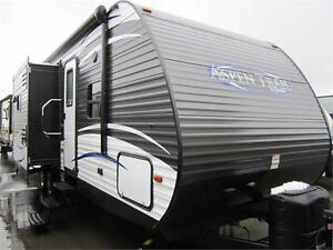 2017 31 FT DUTCHMEN RV ASPEN TRAIL 2730RBS TRAVEL TRAILER