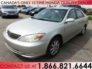 2003 Toyota Camry XLE | LOW PRICE | NO ACCIDENTS