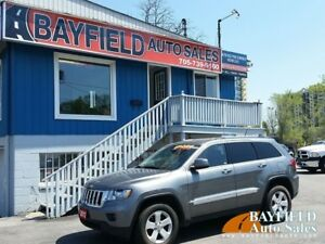 2012 Jeep Grand Cherokee Laredo 4x4 **Leather/Navigation/Reverse