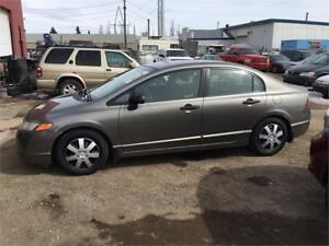 2007 Honda Civic Sdn DX-G