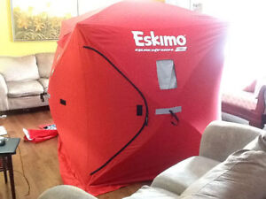 Brand New, never used, 2 person ice shelter