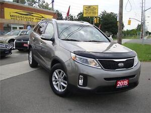 2015 Kia Sorento AWD,V6,GDI,BLUETOOTH,ACCIDENT FREE