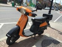 **50% OFF** Redone Peugeot 80cc scooter