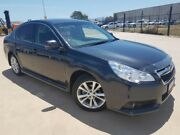 2014 Subaru Liberty B5 MY14 2.5i Lineartronic AWD Grey 6 Speed Constant Variable Sedan Garbutt Townsville City Preview