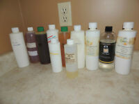 FRAGRANCE OIL LOT FOR SOAP AND CANDLE MAKING**SKIN SAFE