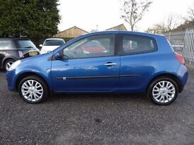 Renault Clio Dynamique 1.5 DCI 86 ....Incredible 70+ MPG Diesel..Low Cost Road Tax..Sooo Economical