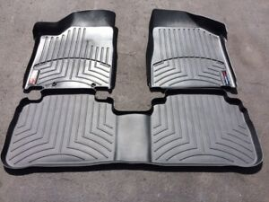 2007 Nissan Murano WeatherTech Floor Mats (Front and Back)