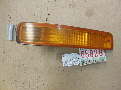 Right Passenger Bumper Signal Marker Light Fits Toyota Camry 1995 1996