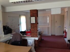 Two superb Heated Offices Lowford, Bursledon