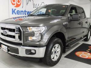 2016 Ford F-150 XLT- All about that base bout that base PLUS a m