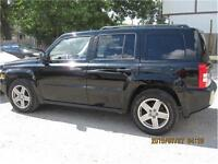 2007 Jeep Patriot Sport