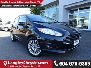 2014 Ford Fiesta Titanium *ACCIDENT FREE * LOCAL BC CAR *