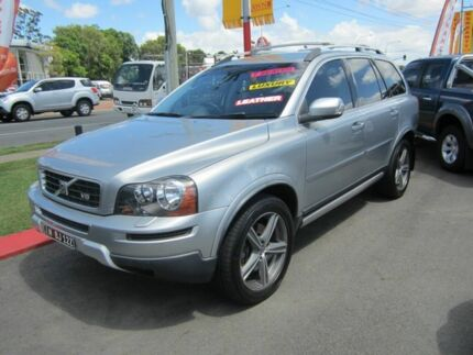 2009 Volvo XC90 MY09 V8 Silver 6 Speed Automatic Geartronic Wagon Capalaba Brisbane South East Preview