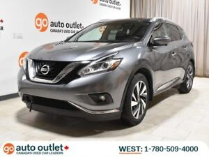 2016 Nissan Murano Platinum AWD; Loaded! Pano roof, Leather, Hea