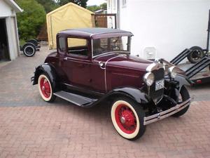 1930 Ford Model A. Asking 15,500