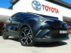2017 Toyota C-HR NGX10R Koba S-CVT 2WD Black 7 Speed Constant Variable Wagon Greenway Tuggeranong Preview