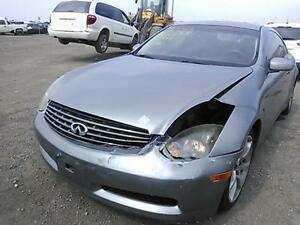Parting out Infiniti G35 coupe Coupe (2 door) Kawartha Lakes Peterborough Area image 1