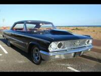 Ford Galaxie 500 PETROL MANUAL 1963/A