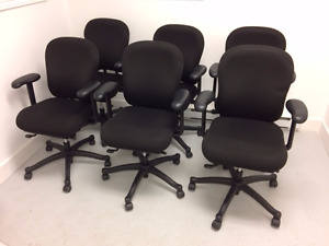 6 Knoll RPM chairs for sale. $100 each.