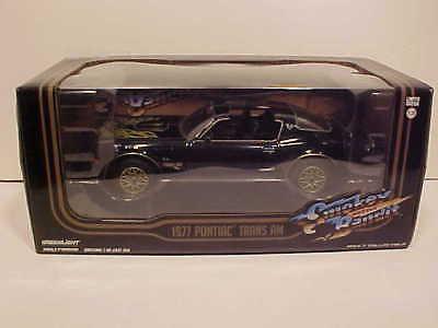 SMOKEY and the BANDIT 1977 Pontiac Firebird Trans Am Diecast Car 1:24 Greenlight