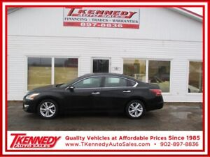 2014 NISSAN ALTIMA SL AS LOW $119.75 B/W OAC HST INCLUDED