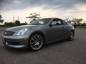 2007 Infiniti G35 6MT Sport Coupe (2 door)