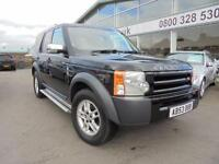 2005 Land Rover Discovery 2.7 Td V6 5 seat 5dr 5 door Estate
