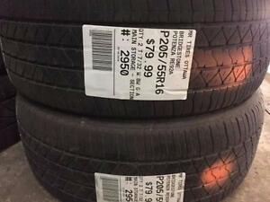 205/55/16 Bridgestone Potenza RE92A (All Season)