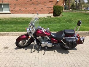 Well Cared for 750cc Honda Shadow Aero