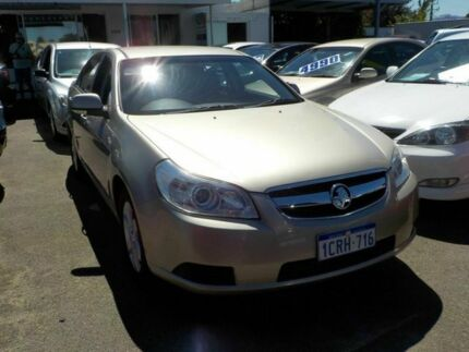 2007 Holden Epica EP CDX Gold 5 Speed Automatic Sedan