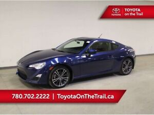 2014 Scion FR-S 6 SPEED MANUAL, BLUETOOTH, A/C, CRUISE