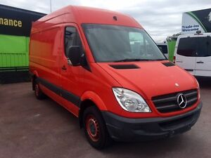 2012 Mercedes-Benz Sprinter Hi/roof 313 CDI Yeerongpilly Brisbane South West Preview