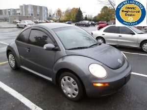 ETESTED & SAFETED NEWBEETLE TDI AUTOMATIC 2006